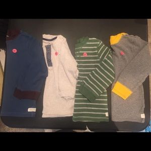 Carters thermals size 5T